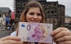 Cháy hàng đồng euro kỷ niệm 200 năm ngày sinh Karl Marx