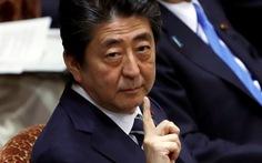 Thủ tướng Nhật Abe vẫn hoài nghi về tuyên bố của Triều Tiên