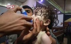 Các chuyên gia hóa học bắt đầu làm việc ở Syria