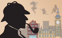 Ngắm bộ ảnh hoang đường mà Sherlock Holmes tin là thật