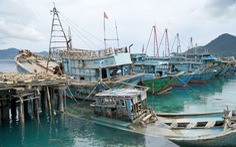 Dùng công nghệ chống đánh cá trái phép