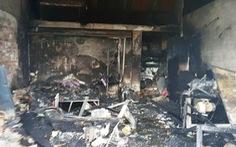 Ba mẹ con chết thảm trong căn nhà cháy lúc rạng sáng