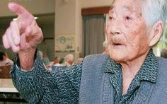 Cụ bà Nhật cao tuổi nhất thế giới qua đời ở tuổi 117