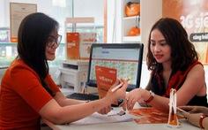 Khách hàng Vietnamobile cần cập nhật đầy đủ thông tin cá nhân và ảnh chân dung