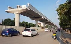 Vay tiền làm đường sắt đô thị, nợ nước ngoài của Hà Nội tăng vọt trên 66.000 tỉ