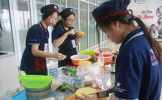 Gần 150 trường Hà Nội dùng phần mềm xây dựng thực đơn