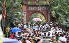 Sẽ không 'thất thủ' trong Lễ hội đền Hùng 2018