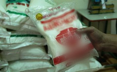 Làm bột ngọt giả từ bột ngọt Trung Quốc
