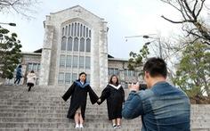 Ngắm 'nhan sắc' Đại học nữ lớn nhất thế giới