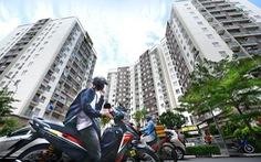Khu trung tâm TP.HCM, Hà Nội đang nghẹt thở với cao ốc, chung cư