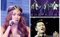 Hồ Ngọc Hà cùng dàn nghệ sĩ cùng quảng bá du lịch Cửa Lò