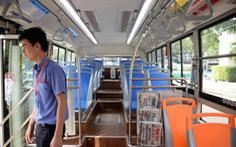 Khi bị móc túi, sàm sỡ trên xe buýt ở TP.HCM, hãy gọi 0981860202