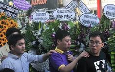 Người khiếm thị Sài Gòn vĩnh biệt đóa hoa Nguyễn Hướng Dương