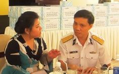 'Hướng Dương ơi, lính hải quân mãi nhớ về em'