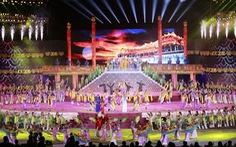 Festival Huế 2018 khai mạc: Năm châu hội tụ rộn ràng xứ Huế