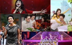 Nghỉ lễ 30-4 và 1-5 sẽ trực tiếp nhiều lễ hội trên truyền hình