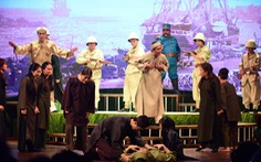 Trăm năm cải lương xúc động đêm diễn tôn vinh thầy Ba Đợi