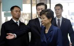 Hàn Quốc truyền hình trực tiếp buổi tuyên án bà Park Geun Hye