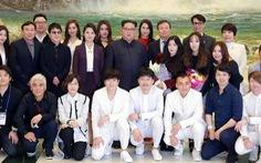 Ông Kim Jong Un vỗ tay theo K-pop: xuân về với Triều Tiên?