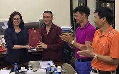 Nghệ sĩ Anh Tú làm quyền giám đốc Nhà hát Kịch Việt Nam