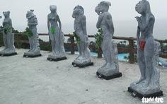 Hậu 12 con giáp, bộ yêu cầu không bày tượng trái văn hóa ngoài trời