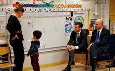 Cải cách giáo dục Pháp bị giáo viên phản ứng vì 'rập khuôn'