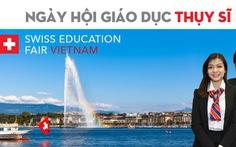 Tổng Lãnh Sự Thụy Sĩ tại TP.HCM tổ chức Ngày hội giáo dục Thụy Sĩ