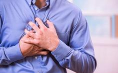 Đau ngực chưa chắc là do tim