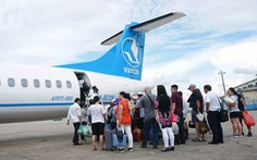 Vì sao vé máy bay đi Côn Đảo 'chát' mà vẫn khó mua?