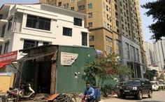 Qua 30-4, sẽ giao công an điều tra chung cư Hà Nội vi phạm cháy nổ