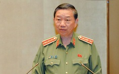 Bộ trưởng Tô Lâm: Không có lực cản trong tái cơ cấu Bộ Công an