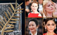 Cành Cọ Vàng 24 carat và 71 bộ nữ trang cho Cannes lần thứ 71