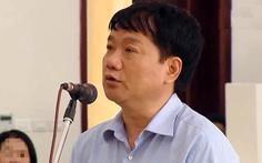 Ông Đinh La Thăng: '6 cấp lãnh đạo nhưng tôi phải chịu hết'!