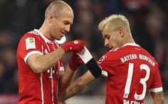 Bayern giữ chân Robben và Rafinha