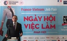 12/5: Ngày Hội việc làm Pháp - Việt 2018
