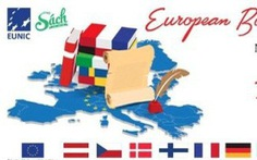 """""""Ngày hội Sách châu Âu"""" sẽ diễn ra tại TPHCM"""