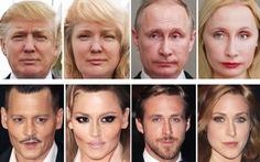 Phì cười với phiên bản 'nữ'' của những người đàn ông nổi tiếng