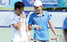 Đôi Hoàng Nam/Văn Phương đăng quang giải Vietnam F2 Futures