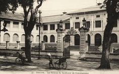 Sài Gòn chỉ hơn 300 năm tuổi một chút mà đã mất đi quá nhiều
