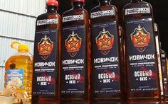 'Novichok' bán đầy trong các siêu thị Nga