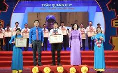 Trao giải thưởng 'Người thợ trẻ giỏi' năm 2018