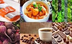 Thực phẩm giúp cải thiện chứng hay quên