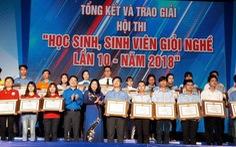 TP.HCM vinh danh 132 học sinh, sinh viên giỏi nghề