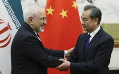 Ngoại trưởng Iran đến Bắc Kinh vận động cứu thỏa thuận hạt nhân