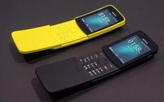 Nokia 8110 sẽ được bán ra thị trường vào cuối tháng này