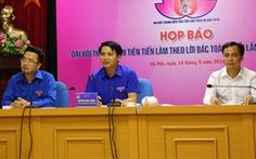 Ứng dụng 'Gương sáng thanh niên' tại đại hội Thanh niên tiên tiến làm theo lời Bác