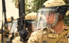 Mỹ tăng thủy quân lục chiến bảo vệ cơ sở ngoại giao ở Trung Đông