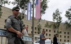 Diện mạo sứ quán Mỹ ở Jerusalem ra sao?