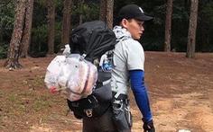 Một du khách mất tích trên cung Tà Năng - Phan Dũng