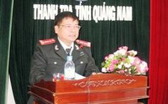 Quảng Nam bổ nhiệm giám đốc Sở Kế hoạch đầu tư thay ông Hoài Bảo